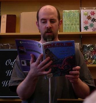 Scott H. Andrews reading